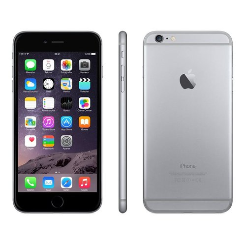 Apple iPhone 6 Plus Certified Pre-Owned (GSM Unlocked) 64GB Smartphone - Space Gray