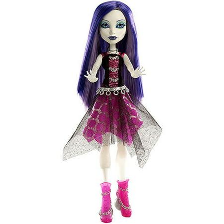 Monster High Ghoul's Alive! Spectra Vondergeist Doll - Monster High Spectra Vondergeist Dress Up