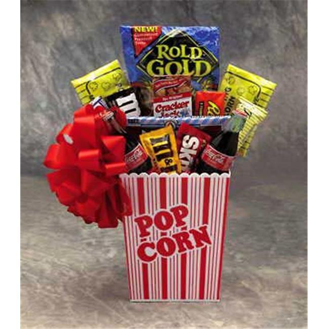 Gift Basket 81141 Popcorn Pack Gift- Large