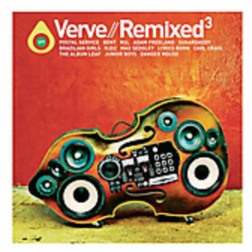 Verve: Remixed 3 (Digi-Pak) (Remaster)