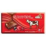 Elite Milk Chocolate Filled With Berry Flavored Truffle Cream KFP 3.5 Oz. Pk Of 3. ()