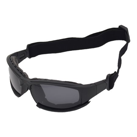 Army Goggles Sunglasses Men's Outdoor Sports War Game (War Sunglasses)