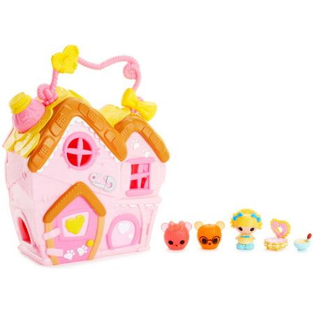 Lalaloopsy Tinies House, Curl's House (Lala Loopsy)