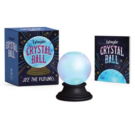 Magic Crystal Ball : See the Future! (Witch With Crystal Ball)