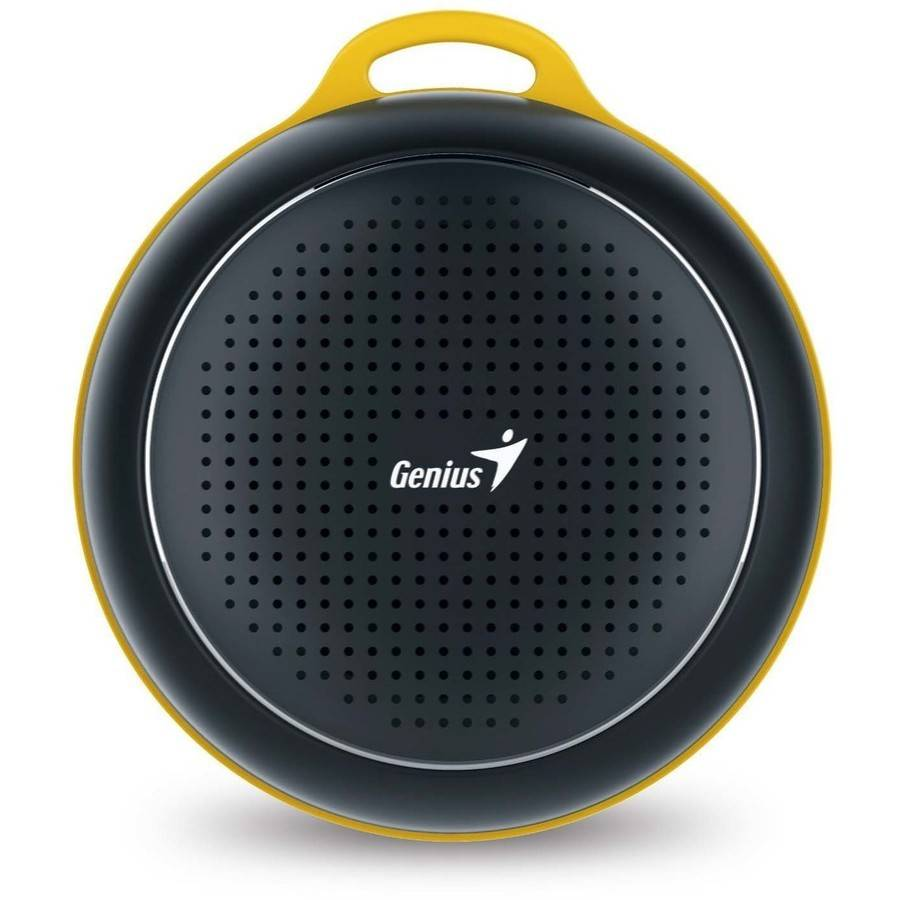 Genius SP-906BT 3W Ultra Portable Bluetooth Speaker