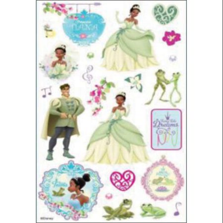 Disney Classic Sticker-Princess And The Frog
