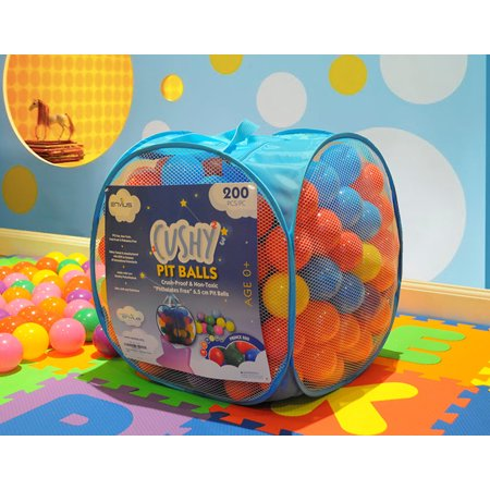 Cushy Dots (EnviUs Cushy Pit Balls - Prince 200 :