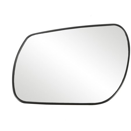 "88163 - Fit System Driver Side Non-heated Mirror Glass w/ backing plate, Mazda 3 04-09, Mazda 6 (w/ turbo) 06-08, 4 11/ 16"" x 6 11/ 16"" x 7 1/ 2"""