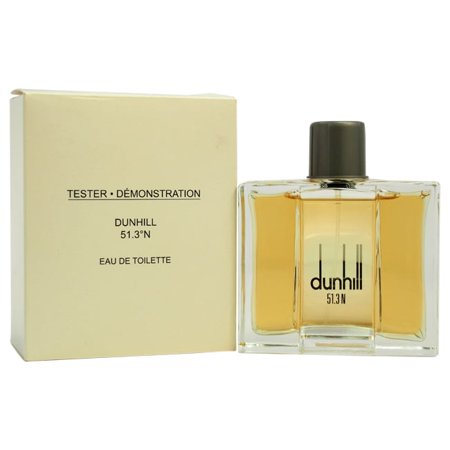 Dunhill 51.3N Alfred Dunhill 3.4 oz EDT Spray (Tester) Men