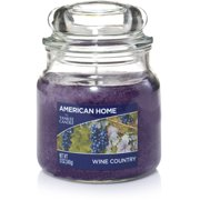 American Home by Yankee Candle Wine Country, 12 oz Medium Jar