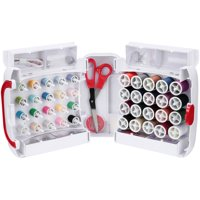Singer 166 Sew Essentials Storage System 166 pc Sewing Kit with Storage Box