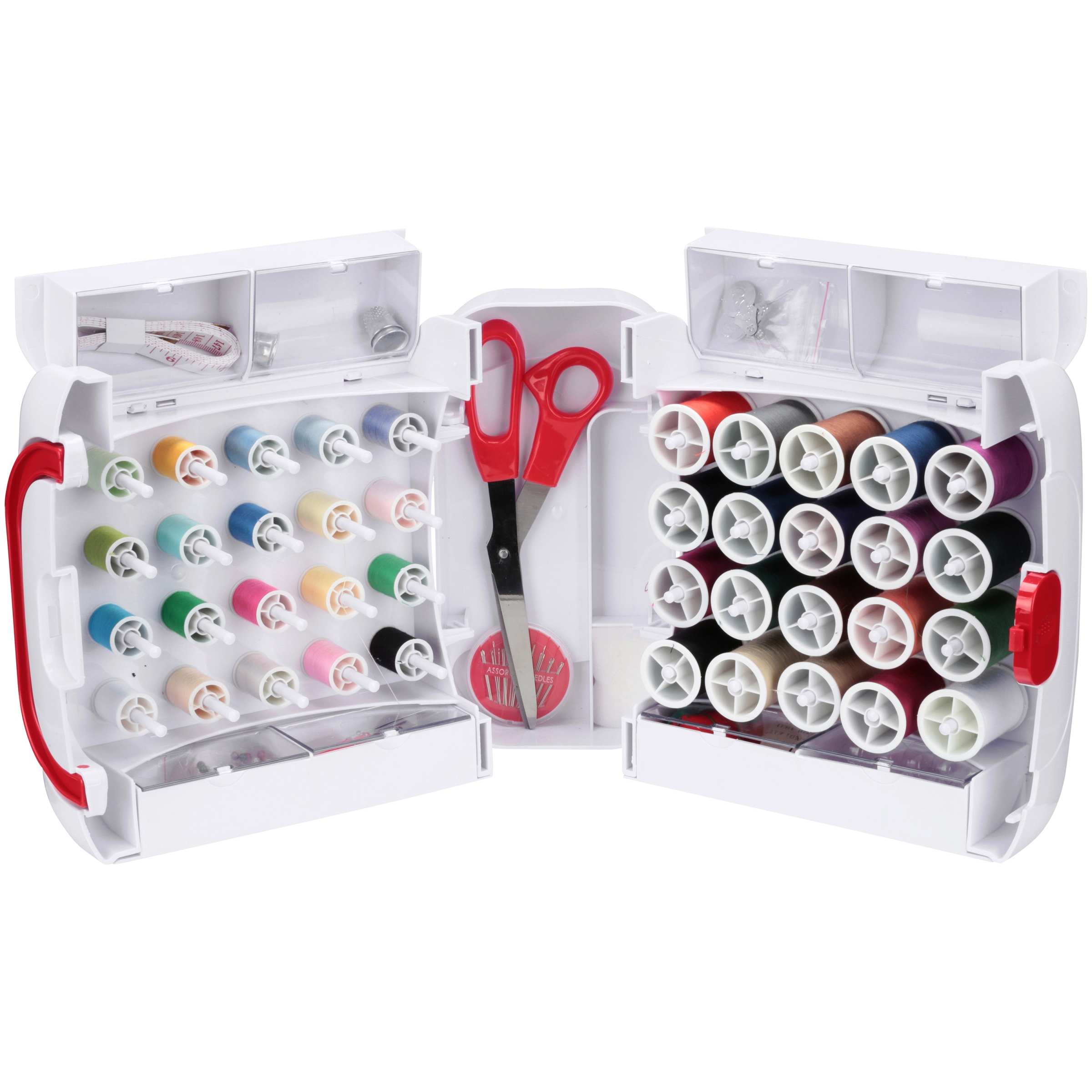 Singer® 166 Sew Essentials™ Sewing Kit Storage System 166 pc Box