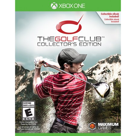 Golf Club: Collector's Edition (Xbox One)
