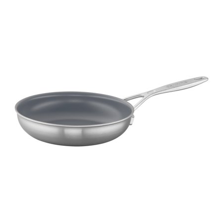 Demeyere Industry 5-Ply Stainless Steel Ceramic Nonstick Fry