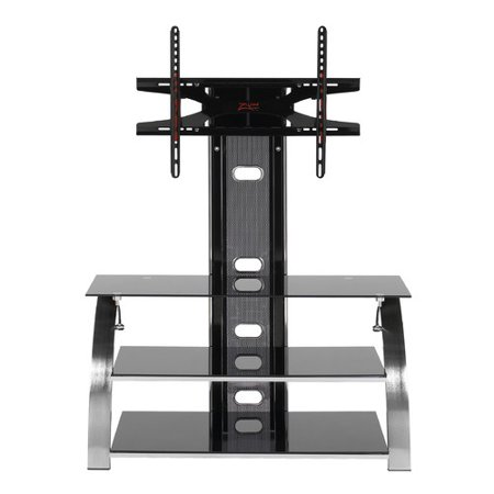 Line Mounting - Z-Line Designs Soliss 3-in-1 TV Stand With Mount, for TVs up to 60