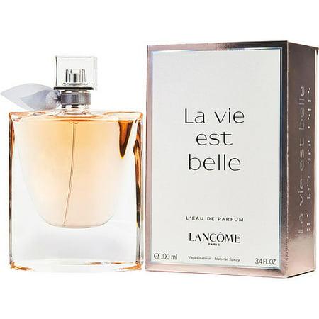 LA VIE EST BELLE by Lancome - L'EAU DE PARFUM SPRAY 3.4 OZ - (Une Saison Dans La Vie D Emmanuel)