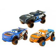 Disney/Pixar Cars XRS Mud Racing 3-Pack