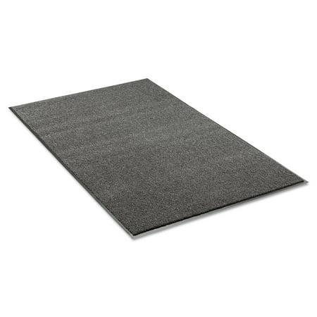 Crown Rely-On Olefin Indoor Wiper Mat, 36 x 60, Charcoal (Olefin Wiper Mat)