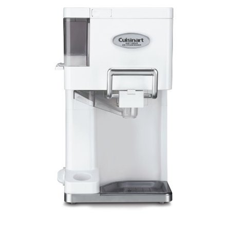 Cuisinart ICE-45FR Mix It In Soft Serve Ice Cream Maker - White