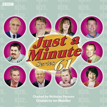 5150 Series - Just A Minute: Series 61 (Complete) - Audiobook