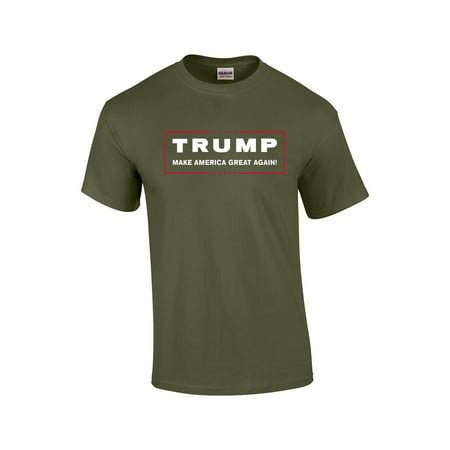 Donald Trump for President Make America Great Again T