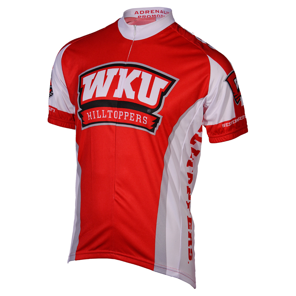 Adrenaline Promotions Western Kentucky University Hilltoppers Cycling Jersey