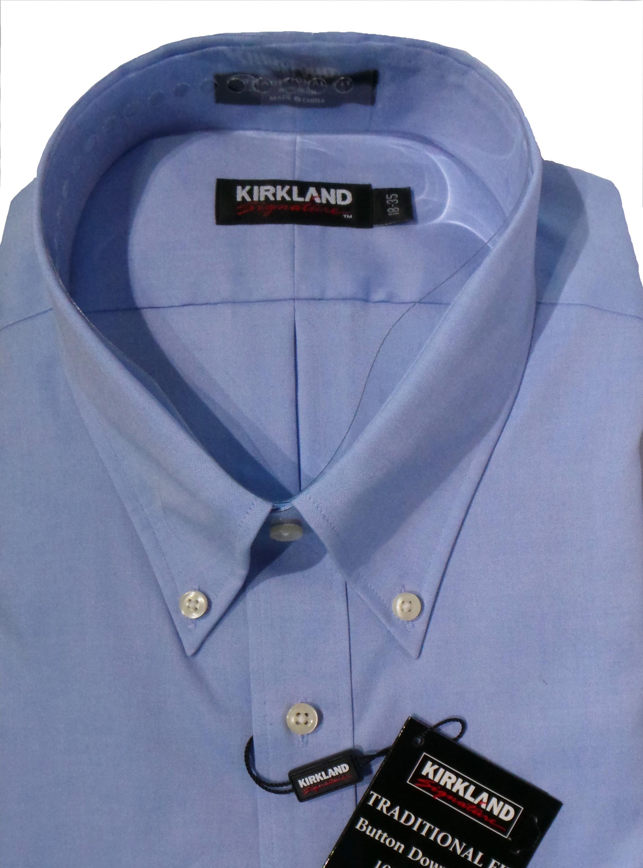 Kirkland Signature Kirkland Signature Mens Traditional Fit Button