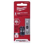 Milwaukee Shockwave Insert Impact Screwdriver Bit
