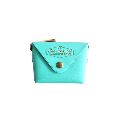Girl Lovely Pinky Color Key Bag Mini Sweet Makaron Change Coin Purse Fresh Candy Color Cute Wallet](Candy Bags Purses)