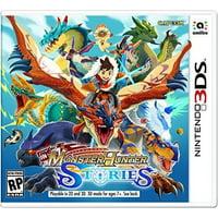 Capcom Monster Hunter Stories, Nintendo, Nintendo 3DS, 045496591151