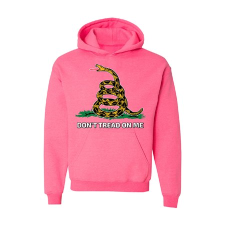 Don't Tread On Me Gadsden Flag Unisex Hoodie Souvenir