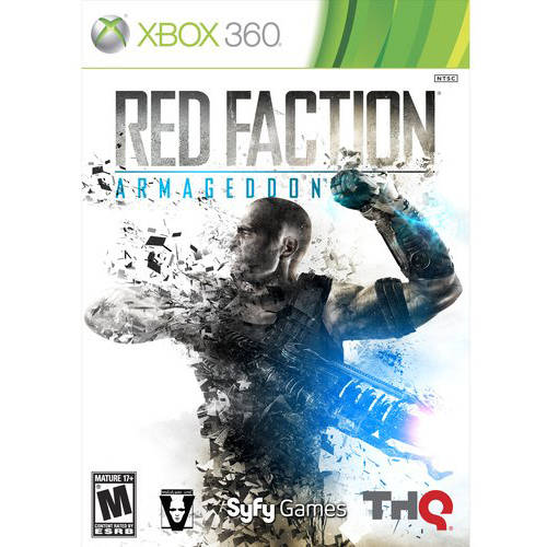 Red Faction Armageddon  (Xbox 360) - Pre-Owned