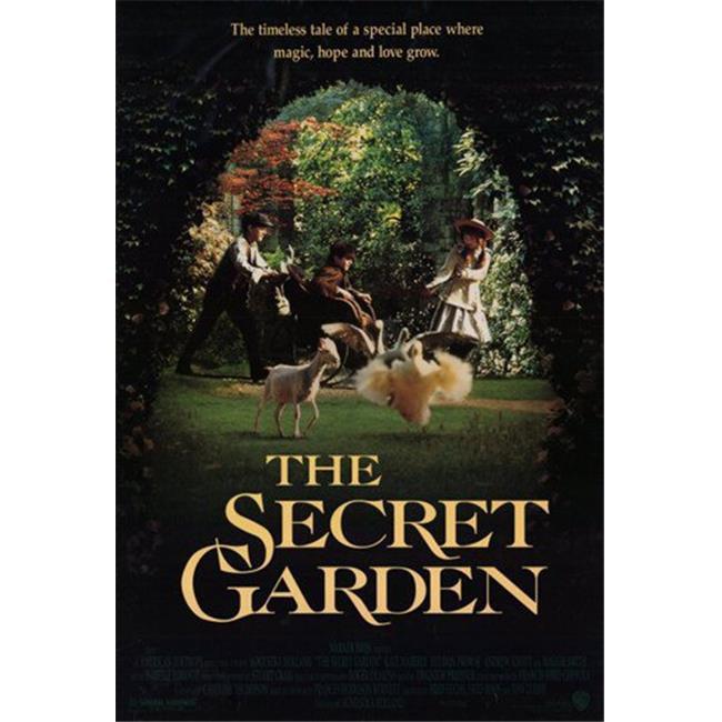 Posterazzi MOV232963 The Secret Garden Movie Poster - 11 x 17 in. - image 1 of 1