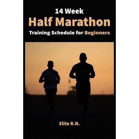 14 Week Half Marathon Training Schedule for Beginners : A 14-week training plan for complete half - marathon for beginners with running log. The idea here is to get you to the finish