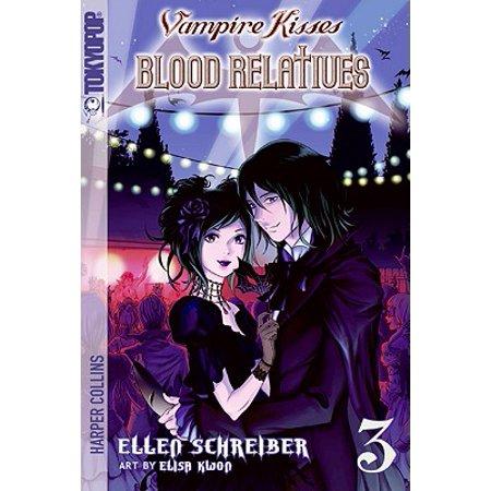 Vampire Kisses: Blood Relatives, Volume - Vampire Blood