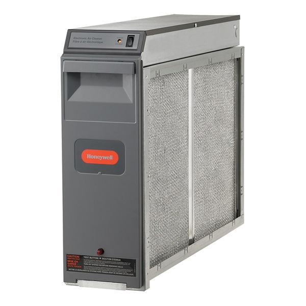 Honeywell Electronic Air Cleaner, 16x25 with performance ...