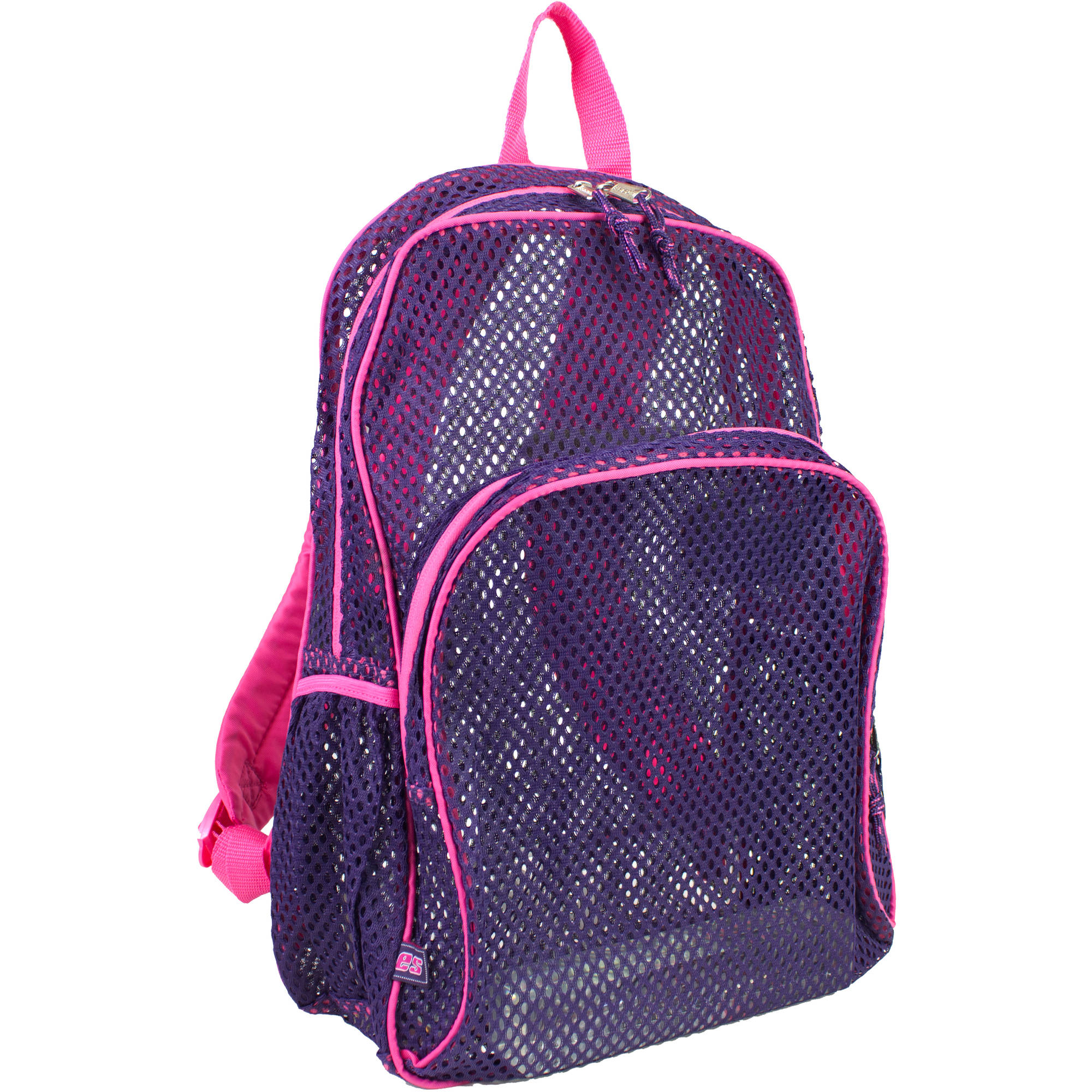 "Eastsport 17.5"" Mesh with Contrast Trim Backpack"