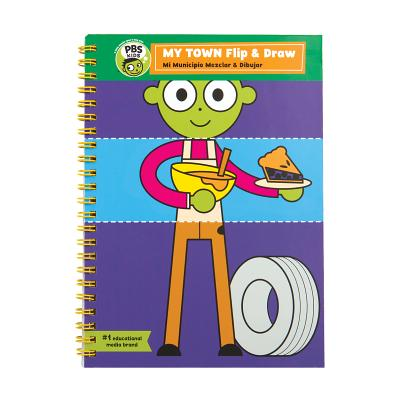 PBS Kids My Town Flip & Draw