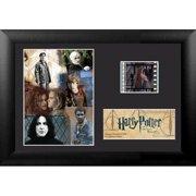 Trend Setters Harry Potter 7 Part 2 Mini FilmCell Presentation Framed Vintage Advertisement