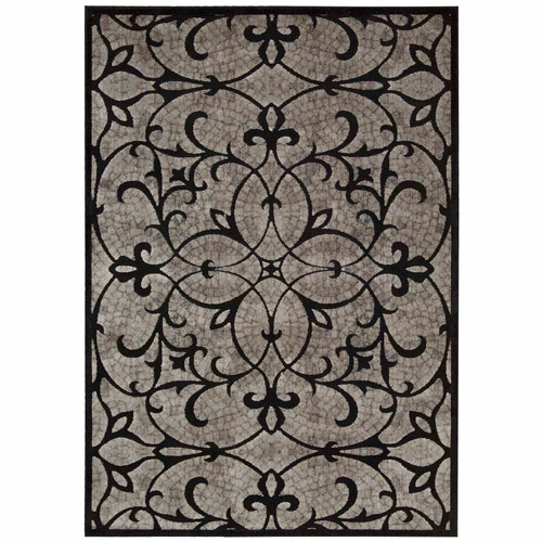 Nourison Graphic Illusions Striking Patterns Area Rug