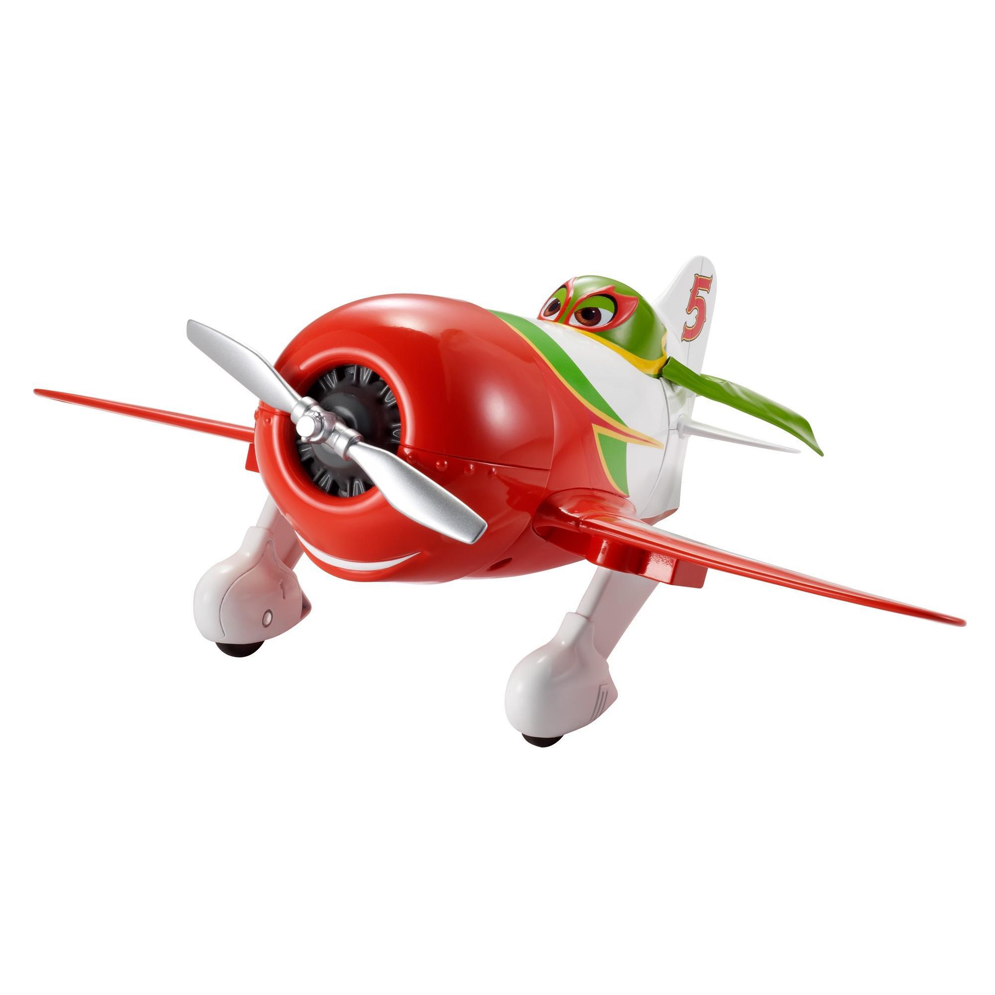 Disney Planes El Chupacabra Deluxe Talking Plane