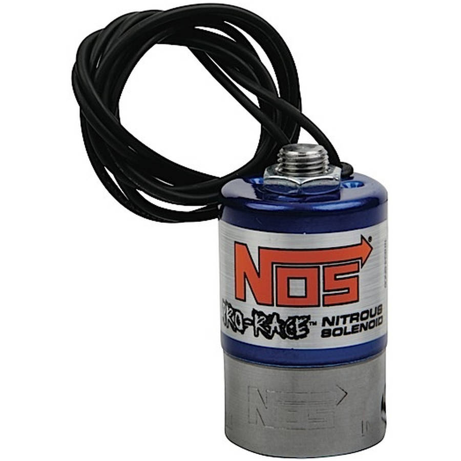 Solenoid Nos Pro Race Replacement Auto Part, Easy to Install