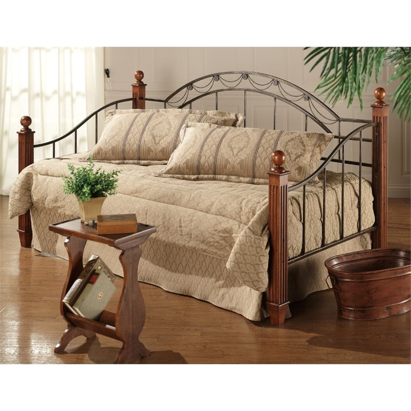 Hillsdale Furniture Camelot Wood Post Day Bed by Hillsdale Furniture