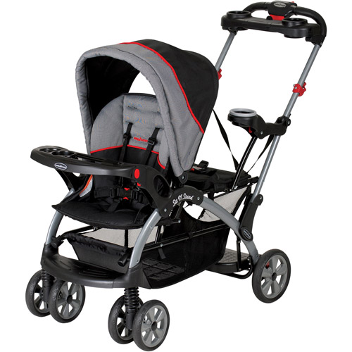 Baby Trend Sit 'N Stand Ultra Stroller, Millennium - Walmart.com