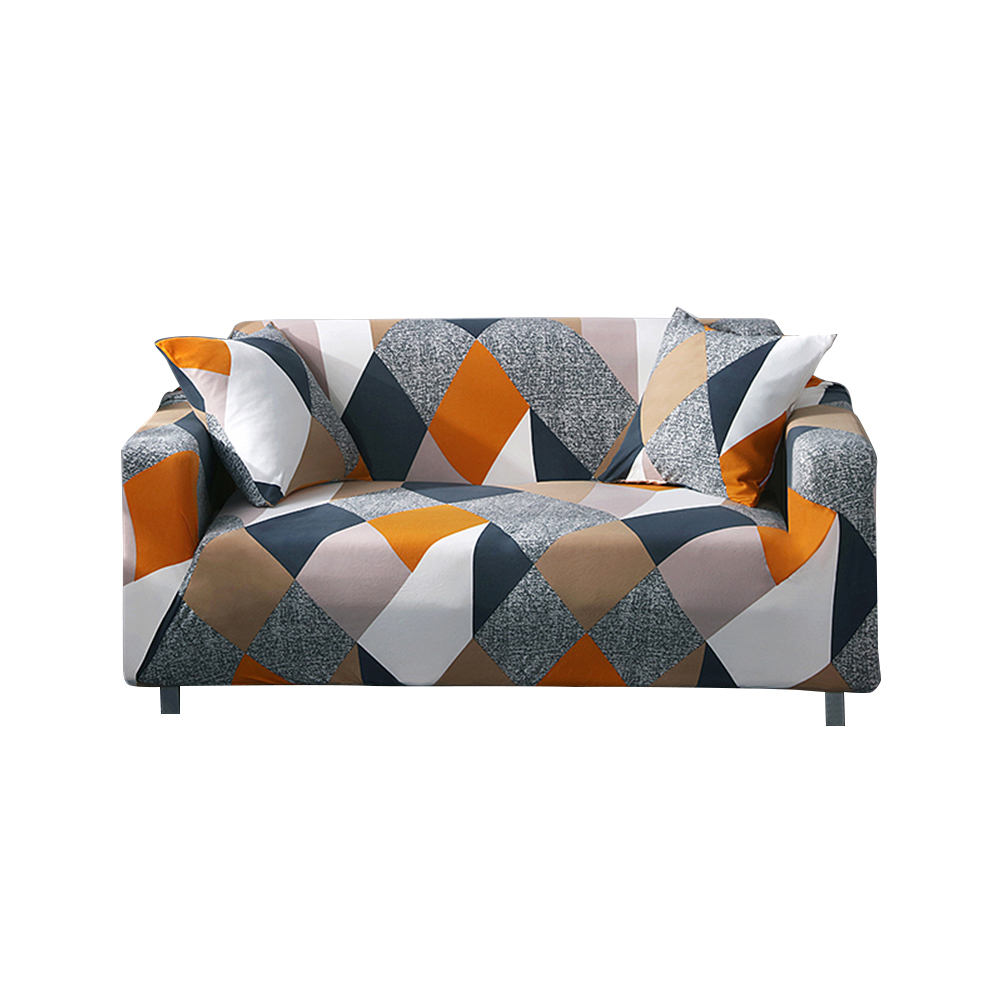 Stretch Sofa Slipcover Printed Pattern