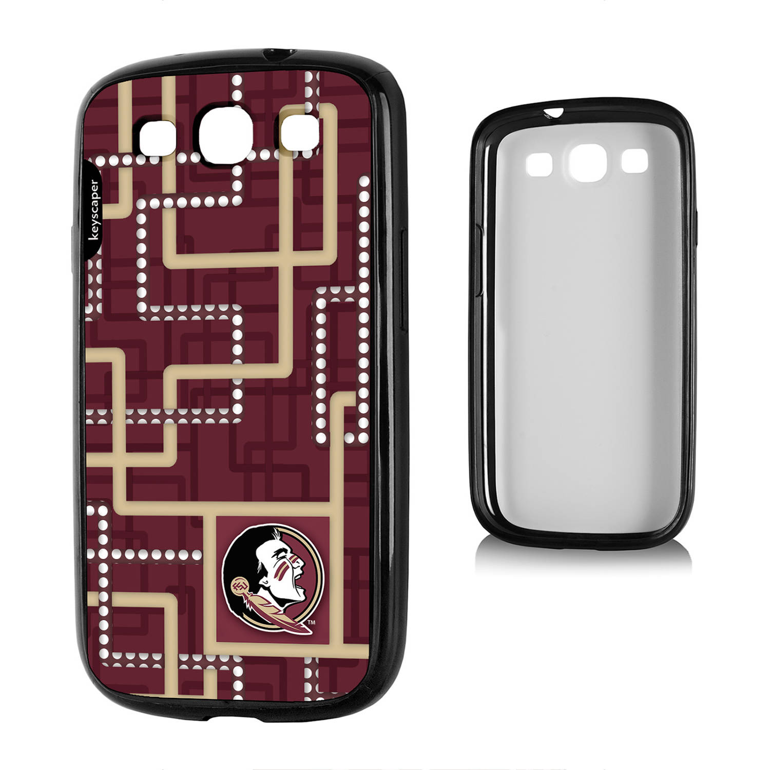 Florida State Seminoles Galaxy S3 Bumper Case