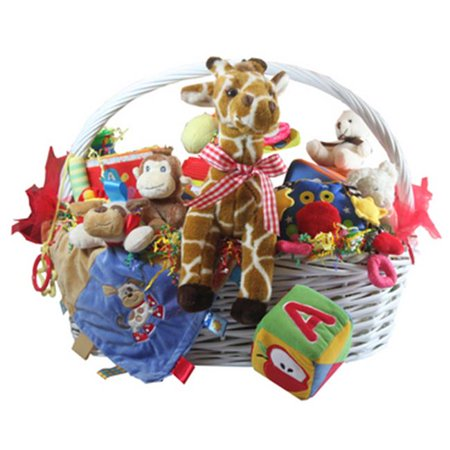 Baby Gift Idea BGIVAL Play Baby Play Toy Gift Basket