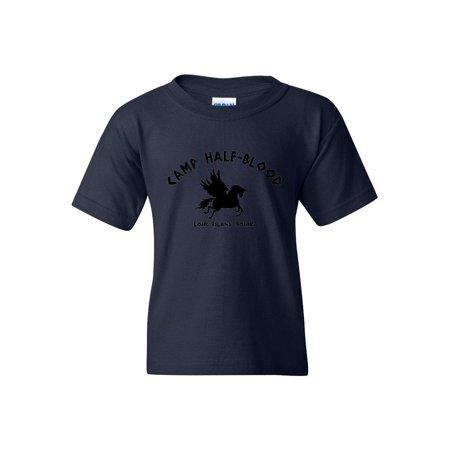 Camp Half Blood Unisex Youth Shirts T-Shirt