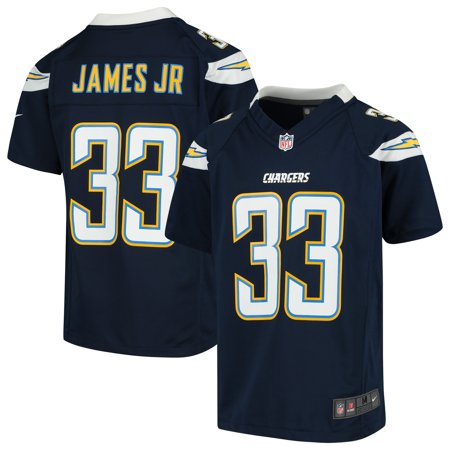 promo code ca4d2 2e0f0 Derwin James Los Angeles Chargers Nike Youth Game Jersey - Navy
