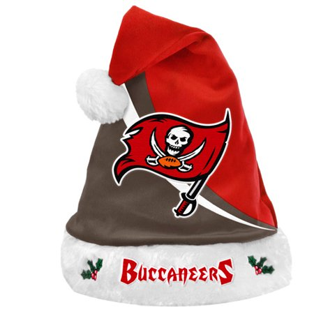 Forever Collectibles NFL Swoop Logo Santa Hat